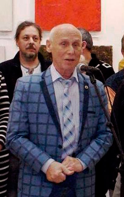 Гинзбург Григорий Николаевич